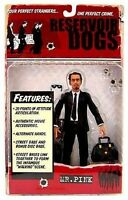 Mr. Pink Action Figure RESERVOIR DOGS from the movie Mezco Toys TARANTINO