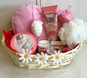 Mother's Day SOAP & GLORY with chocolates treat basket