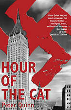 Hour of the Cat, Peter Quinn, New Book