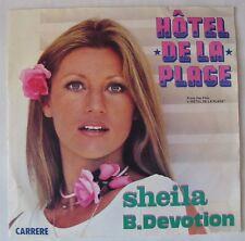 SHEILA B. DEVOTION (SP 45 Tours)  HOTEL DE LA PLAGE