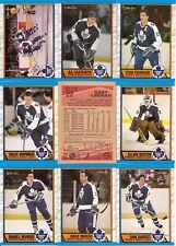 1998-99 OPC O-Pee- Chee Toronto Maple Leafs Complete Team Set (13)