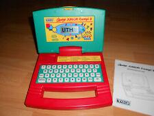 Vtech Lerncomputer Genius Junior Compi 2 Kinder Spiel Laptop neuwertig