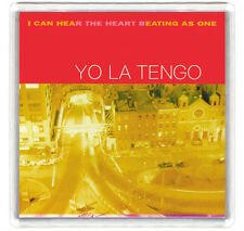 YO LA TENGO - I CAN HEAR THE HEART BEATING AS ONE LP COVER FRIDGE MAGNET IMAN