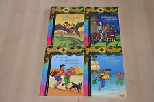 lot 4 tomes LA CABANE MAGIQUE n°1 2 3 et 4 - livres Bayard Jeunesse
