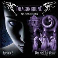 """DRAGONBOUND """"05/DAS FEST DER WEIHE"""" CD NEU"""