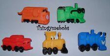 Dress It up Buttons Choo Choos 6543 - Trains Cars