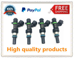 4Pcs Fuel Injector Nozzle 16600-ED000 FBY1160 for Nissan Versa 1.6L 2009-2011