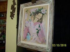 """RARE"" Vertes Listed Artist-Original Artist Proof-Signed- Art Deco"