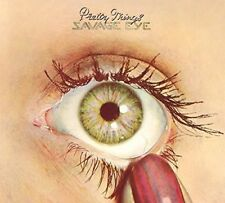 The Pretty Things - Savage Eye [CD]