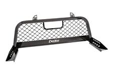 Dee Zee -Gloss Black Mesh Cab Rack for 99-16 Ford F-250/ F-350/F-450 #DZ95050WRB