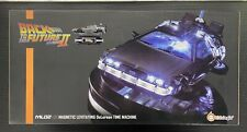 Back To The Future Part Ii Ml02 1/20 DeLorean Time Machine, Magnetic Levitating