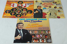 Schallplattenkonvolut: Wim Thoelke Hits Melodien, LP, Vinyl LPK1