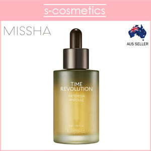 [MISSHA] Time Revolution Artemisia Ampoule 50ml | Hydrating Soothing Lightweight