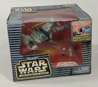 Vintage 1996 Micro Machines Star Wars Action Fleet B-Wing Starfighter Toy