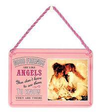 Hang-Ups placas-Buenos amigos son como ángeles (Betsy)