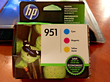 HP 951 High Yield Combo-pack NEW IN BOX!!