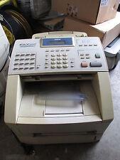 Brother FAX-8360P Mono Laser Fax Machine 33 600 bps Super G3 modem NO TONER CART