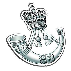 THE RIFLES STICKER - BRITISH ARMY