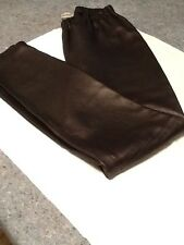 Pants Jeans Leather 100%authentic Butter Soft Neiman Marcus Leather Pants