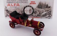 ALFA ROMEO 24 HP TORPEDO - 1910 1/43 110°Ann. Alfa Romeo 1910/2020  4626 RIO