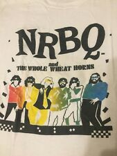 NRBQ and the whole wheat horn's T-shirt