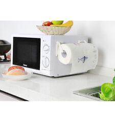 Magnetic Paper Towel Kitchen Rack Roll Holder Supply Gadget Useful Refrigerator