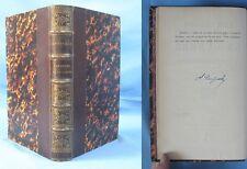 LES LEÇONS de la GUERRE / Exemplaire signé par l'auteur Ph.-E. DESPRELS / 1880