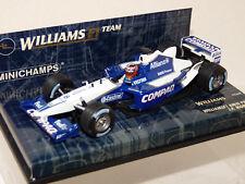 MINICHAMPS. WILLIAMS F1 Team, BMW. FW24, MONTOYA . 1/43
