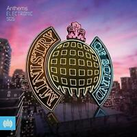 (MOS) Anthems Electronic 90s - Ministry Of Sound [CD].