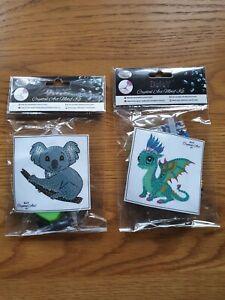 Craft Buddy Crystal art Motif Kit