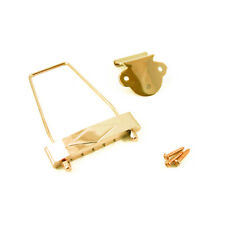 Trapeze Tailpiece Gold for Gibson  ES-125, ES-330, L-50, L-48
