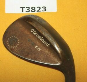 Cleveland CG15 58º Wedge 12° Bounce TTDG Tour Issued Wedge Steel Golf Club T3823