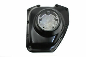 Black Cam Cover for Harley Davidson by V-Twin