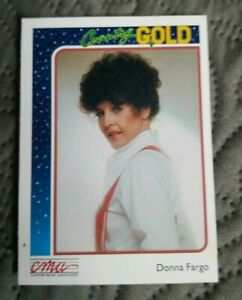 Donna Fargo - 1992 CMA Country Gold Trading Card #59