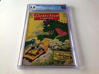 DETECTIVE COMICS 252 CGC 5.0 BATMAN CREATURE FROM GREEN LAGOON MOLDOFF DC COMICS
