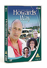 Howards' Way - Series 6 (DVD, 2008, 4-Disc Set) BBC NEW AND SEALED REGION 2