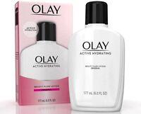 OLAY Active Hydrating Beauty Fluid Original 6 oz (Pack of 6)