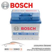 Autobatterie Bosch original Starterbatterie Akku Silver S4 001 12V 45ah s-v