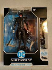 "The Batman Who Laughs 7"" Figure DC Multiverse Mcfarlane Toys Dark Nights Metal"