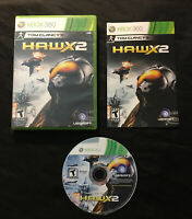 Tom Clancy's H.A.W.X 2 — Complete! Fast Free Shipping! (Xbox 360, 2010) HAWX