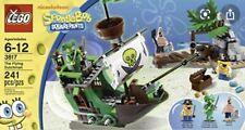 Lego SpongeBob SQUAREPANTS set 3817, The Flying Dutchman, 100% complete.