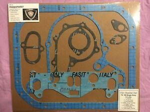 MAZDA ROTARY 12A SINGLE DIZZY ENGINE GASKET SET 74-85