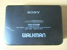 Sony Walkman Portable Stereo Cassette Player wm-ex88  2x Bass Expansion Circuit