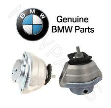 For BMW E60 E61 E63 E64 525i 528i 530i Set of Left & Right Engine Mounts Genuine