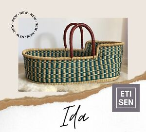 African Moses Basket from Bolga  - Ida -