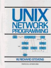 Unix: Network Programming, Stevens, W. Richard, Good Condition, Book
