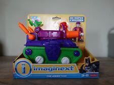 BNIB Imaginext Joker Tank DC Super friends Batman Gotham City Figure