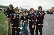 Winkelhock & Cheever & Surer BMW Junior Team Group 5 Portrait 1977 Photograph 1