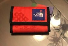 The North Face x Olivia Kim Nordstrom TNF Red Print Base Camp Wallet