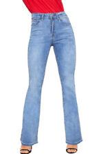 Jeans da donna bootcut denim Taglia 36